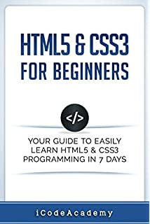 HTML5 and CSS3 All-in-One For Dummies: 9781118289389: Computer ...