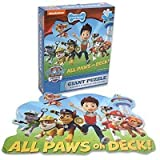 Paw Patrol Giant Floor Puzzle Set For Kids and