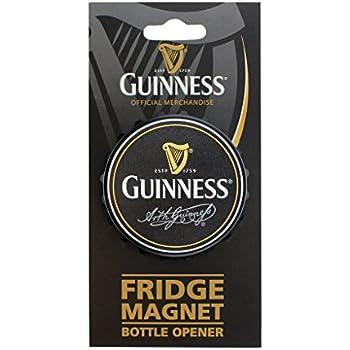 Guinness Fridge Magnet Bottle Opener
