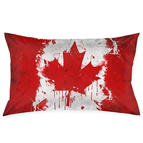 Li Chunxu Canada Flag Art Comfy Throw Pillow Case Cushion for Couch 20