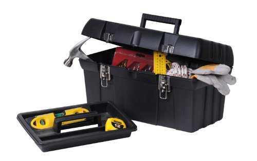 Stanley 19 Inch Toolbox with T...