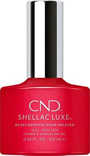 哲学博士帰る放射能CND Shellac Luxe - Liberte - 12.5 ml / 0.42 oz