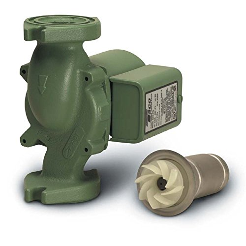 Taco 007 BF5-J Circulating Pump with Bronze Cartridge for longer life then standard 007-F5 (Heat Radiant Boilers)