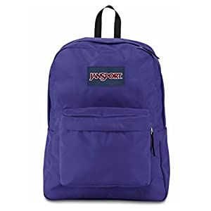 JanSport T501 Superbreak Backpack - Violet Purple