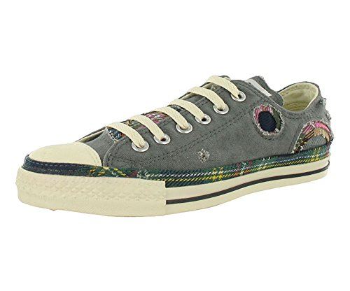 315e2d95719f Converse Chuck Taylor All Star Lo Top Patchwork Charcoal Shoes 102091F  men s 7 women s 9 - Buy Online in Oman.