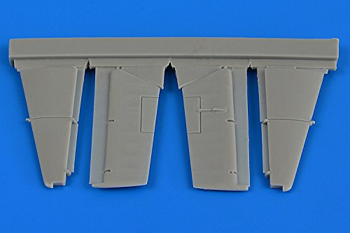 Aires 1:72 F4F-4 Wildcat Control Surfaces for Airfix - Resin Update #7343