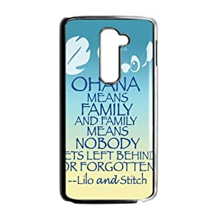 Lilo And Stitch Cell Phone Case for LG G2