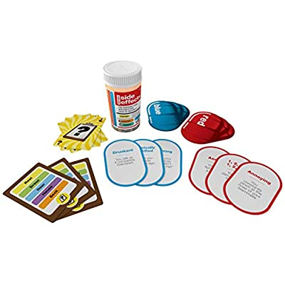 May Cause Side Effects - The Guessing Game with an Extra Dose of Absurdity: Toys & Games
