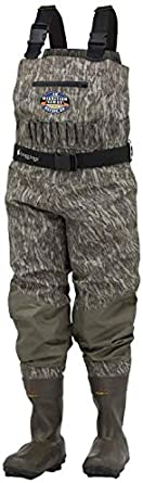 Frogg Toggs Grand Refuge 2.0 Breathable Wader 1200gr Mossy Oak Bottomland Camo