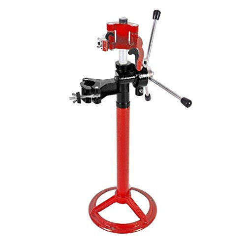 Goplus 20″ Strut Coil Spring Press Compressor Hand Operate Auto Equipment Compress, Red