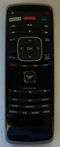 Smartby XRD2BR VIZIO Blu-ray BD Dual Side Keyboard Remote for VIZIO XRD2BR Blu-ray DVD VBR370 VBR338 VBR337 VBR122 VBR135 VIZIO Blue Ray DVD (Player Remote Vizio Bluray)