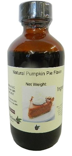 OliveNation Pumpkin Pie Natural Flavor, 4 Ounce]()