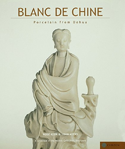 Ceramic Blanc (Blanc de Chine: History and Connoisseurship Reviewed)