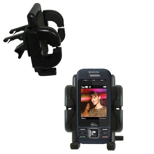 Innovative Vent Cradle Vehicle Mount designed for the Kyocera X-TC -...