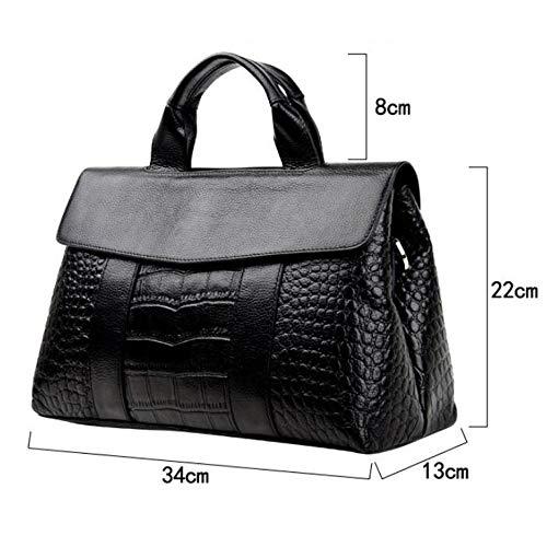 casual Dxqi bag shopping crossbody rosa capacità lavoro eleganti signore grande donne borsa tracolla da semplice Lady qSwqOrz