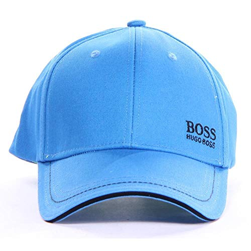 (Hugo Boss BOSS Men's Cap 1, Bright Blue, one Size )