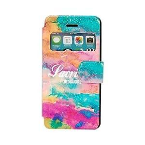 Fashion Color Mix cubierta de la caja Elonbo J5X cuerpo completo para el iPhone 5C