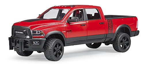 Bruder Ram 2500 Power Pick Up Truck Vehicle (Best 1 18 Rc Truck 2019)