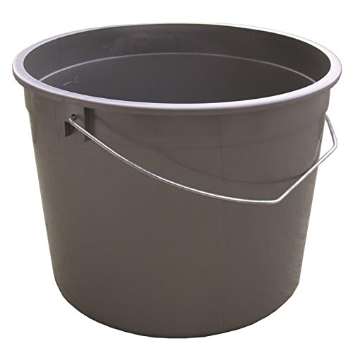 Encore Reinforced Plastics 5-Quart Residential Bucket Home Office Classroom Utility Pail