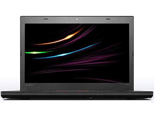 Lenovo ThinkPad T460 Mobiles Notebook, Intel i5 2.4 GHz Prozessor, 16 GB Arbeitsspeicher, 240 GB SSD, 14 Zoll Display…