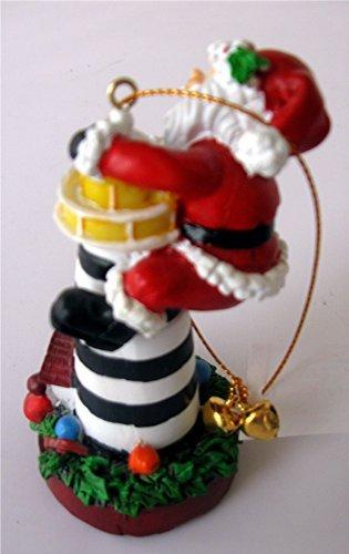 Christmas-Ornament-Santa-on-a-Lighthouse