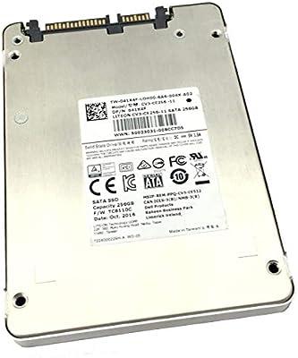 LiteOn SSD 256 GB SATA III 2.5