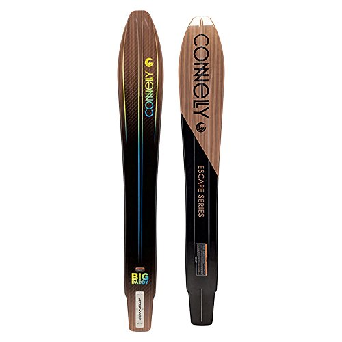 CWB Connelly Big Daddy Waterski, Front Adjustable Binding/Rear Toe - Water Ski