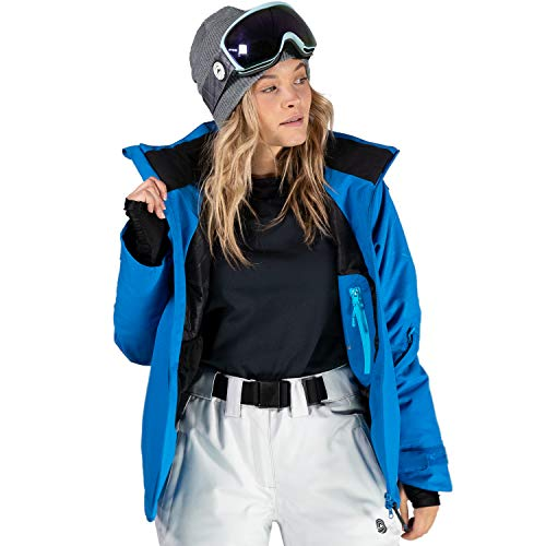 Wildhorn Frontera Premium Women's Ski Jacket - Designed in USA -Windproof, Insulated 12k Water-Resistant Snow Jacket