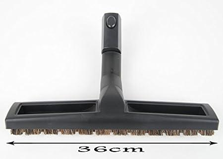 boquilla parqué Cepillo suelo duro Boquilla para escoba Tobera de suelo Boquilla de aspiradora 36cm EXTRA ANCHO apto para KÄRCHER MV2,MV3,MV4,MV5,MV6: Amazon.es: Hogar