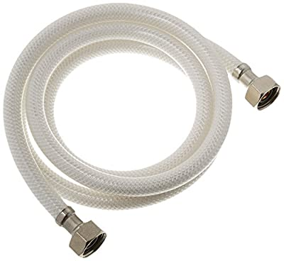 LASCO 10-2461 1/2-Inch IPS by 1/2-Inch IPS by 60-Inch Plastic Supply Flex Hose Connector
