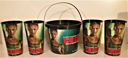 Tomb Raider Movie Theater Exclusive 170/44 oz Family Pack