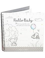 Baby Milestone Journal Keepsake Toddler Newborn Shower Christening Gift Diary
