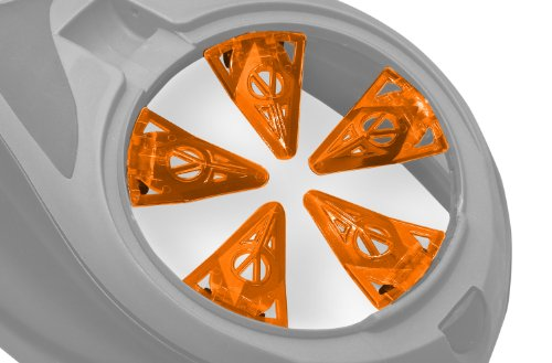 Virtue Paintball Crown SF Loader/Hopper Speed Feed - Dye Rotor/LT-R - Orange