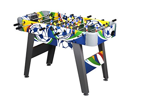 "Marketworldcup Foosball Table 48"" Competition Game Soccer Arcade Sized Football Sports Indoor"
