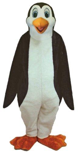 Percy Penguin Mascot Costume (Penguin Mascot Costume)