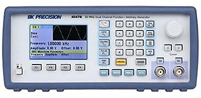 4047B - 20 MHz Dual Channel Function/Arbitrary Waveform Generator - 20 MHz Dual Channel Function/Arbitrary Waveform Generator - Each