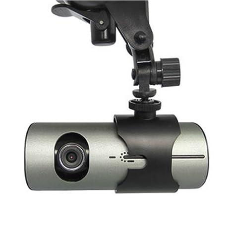zantec X3000 2,7 140 ° Dual Lens Dashboard Camera Car DVR Black Box