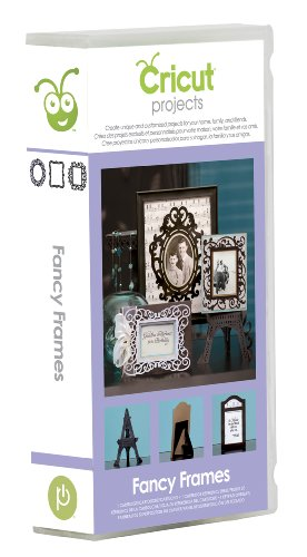 Cricut Fancy Frames Cartridge