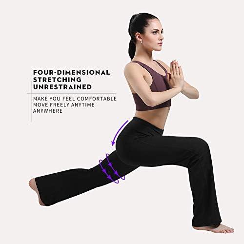 Amazon.com: Infinite Role Pantalones de yoga para mujer ...