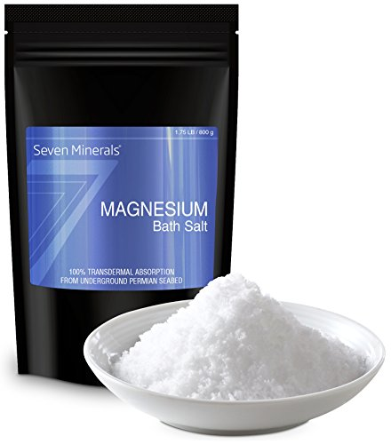 NEW-Seven-Minerals-Magnesium-Chloride-Bath-Salt-For-Relaxation-Foot-Soak-9-uses-Full-Bath-Soak-5-uses-for-Restless-Legs-Cramps-Muscle-Pain-Migraine-Relief