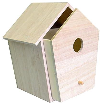 Artemio 14001842 – Caseta para cajón, Madera, Beige, 13,5 x 9