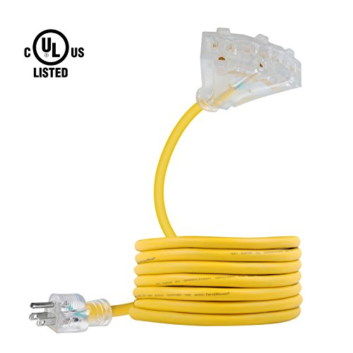 extension cord 12 3 - 9