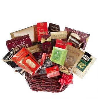 Grand gourmet gift basket amazon grocery gourmet food grand gourmet gift basket negle Image collections