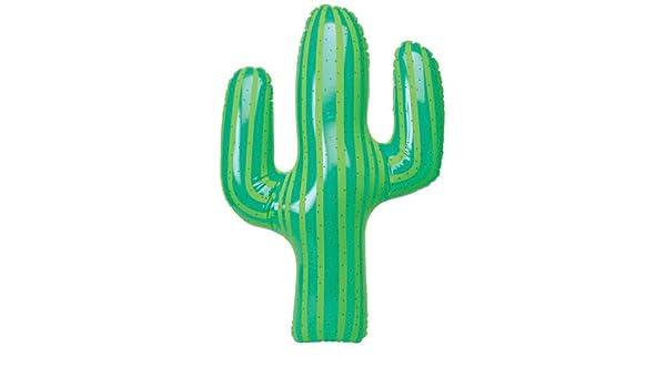 Party Discount Hinchable Cactus Wild West, 76 cm: Amazon.es ...