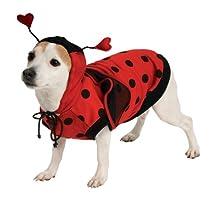 Rubie's Costume Co Lady Bug Pet Costume, X-Large