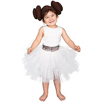 Amazon.com: Princess Leia bebé Costume: Clothing