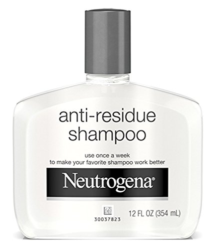 Neutrogena Shampoo Anti-Residue 12 Ounce (354ml) (2 Pack)