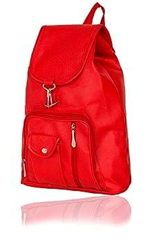 Glory Fashion Women s Stylish Handbag Backpack Red 235 27d064fddb7dc