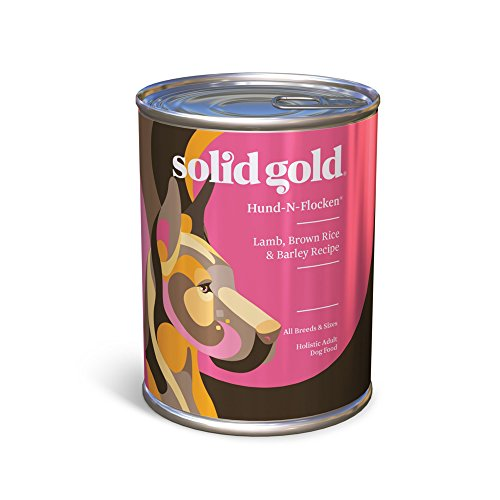 Solid Gold Hund-n-Flocken - Lamb - 12 x 13.2 oz