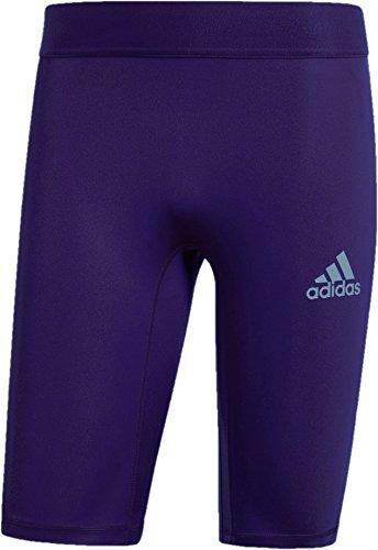 adidas Training Alphaskin Sport Short Tights, Collegiate Pur